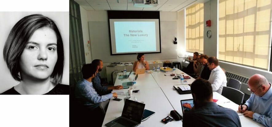 Yuly Fuentes-Medel a Boston Innovation Training