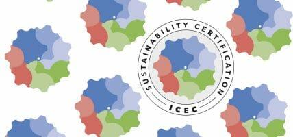 Il nuovo logo ICEC per la Sostenibilità