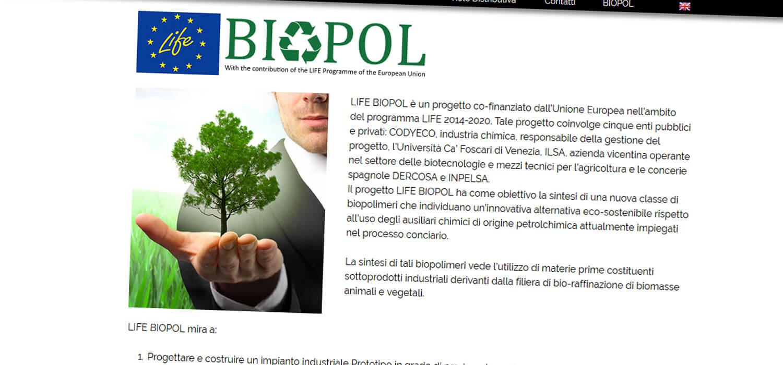 Passi avanti per il progetto Biopol