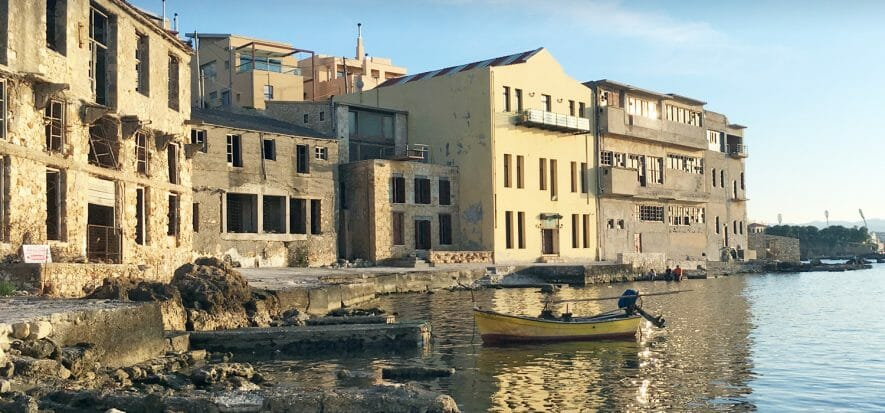 Le antiche concerie di Creta