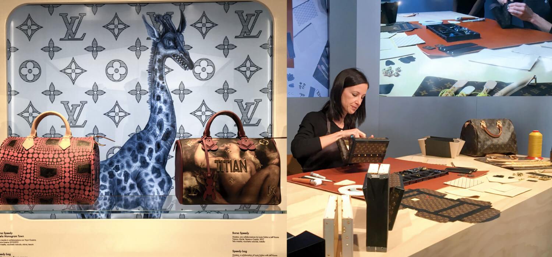 Abbiamo visitato Time Capsule di Louis Vuitton