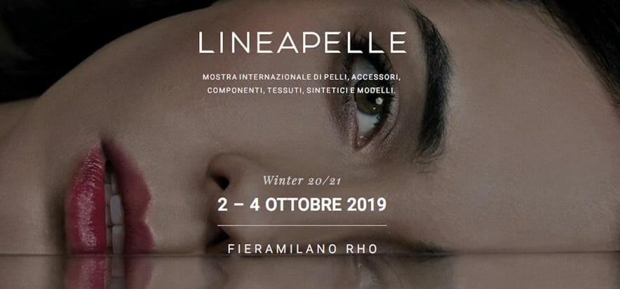 Mercoledì 2 ottobre inizia Lineapelle 97