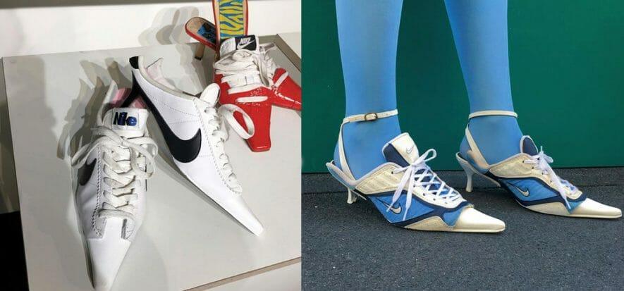 Il progetto circolare di Ancuta Sarca che inizia dalle Nike