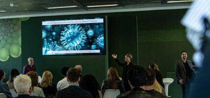 Nanotecnologie a Lineapelle Innovation Square