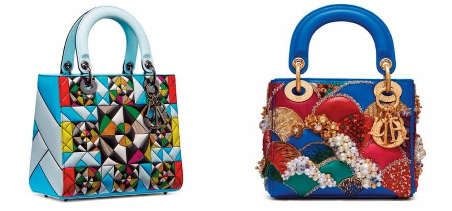 Quarta edizione per Lady Dior: undici artisti alla prova