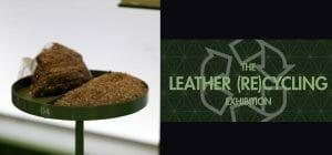 Presentazione The Leather (re)cycling Exhibition