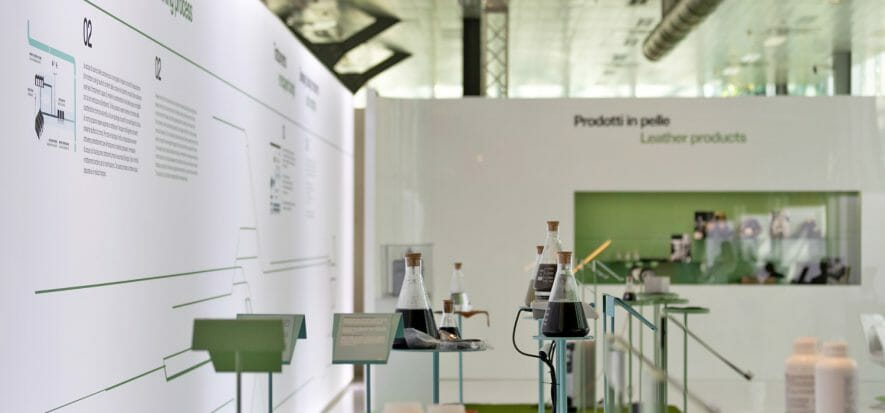 The Leathe Recycling Exhibition