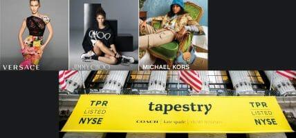 Volevano essere LVMH: le difficoltà di Tapestry e Capri Holdings