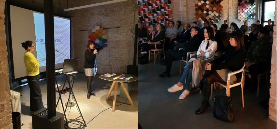 Lineapelle a Igualada e Alicante per le presentazioni moda