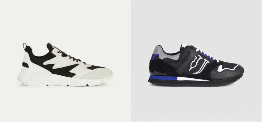 Trussardi sceglie UBC per le sneakers: pronti per l'estivo 2020