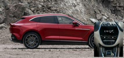 Aston Martin inaugura una fabbrica in Galles: produrrà SUV DBX