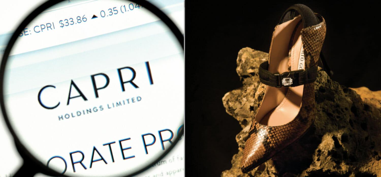 Capri Holdings compra ancora: acquisite le scarpe Alberto Gozzi