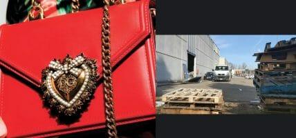 Colpo grosso da Dolce & Gabbana: rubate borse per mezzo milione