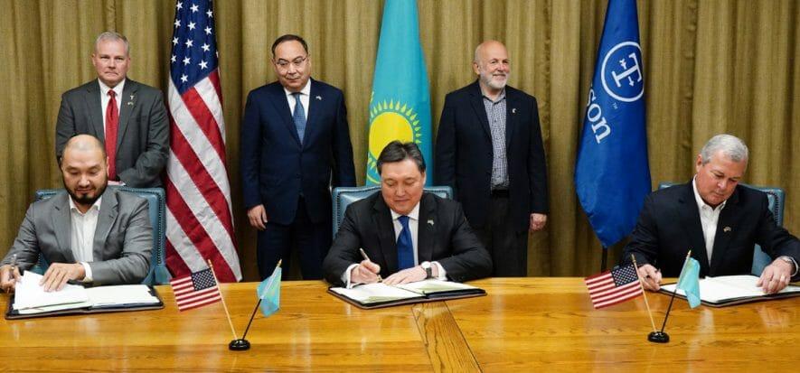 Tyson sbarca in Kazakistan: nuovo macello con Kusto Group