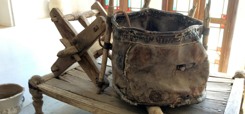 La storia dei dalv, gli antichi sacchi in pelle dell'Iran