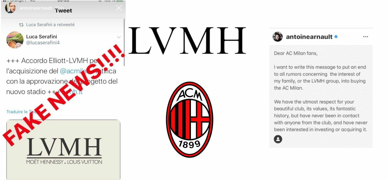 Perché il Milan per LVMH è un'occasione utile solo a perdere soldi