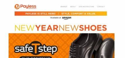 Payless is still here! La catena retail riapre negli States
