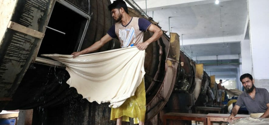 Bangladesh, filiera della pelle al bivio: investire o morire