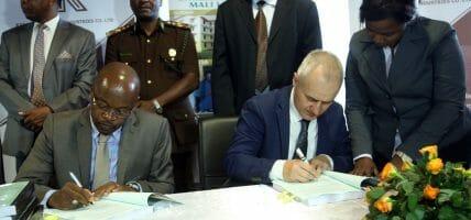 Tecnologia italiana per il nuovo leather cluster in Tanzania
