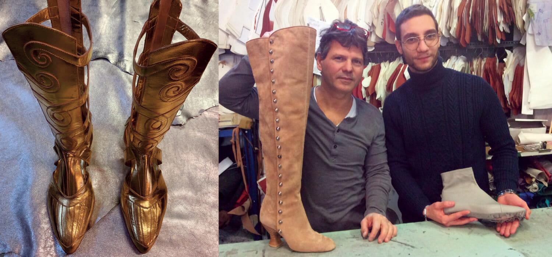 Il caso Epoca, che a Milano produce imbattibili scarpe sceniche