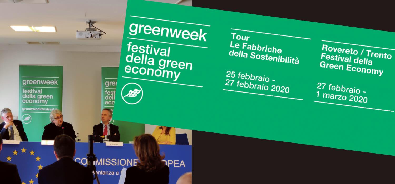 Torna Greenweek, UNIC e la pelle italiana protagonisti