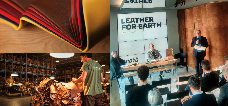 Con la linea 40075 Incas spiega la sua idea di Slow Leather