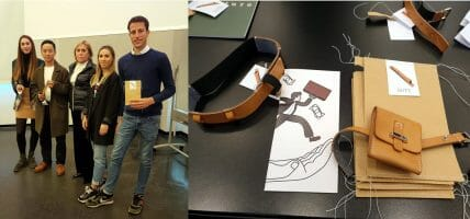 Lineapelle premia gli studenti Polimoda per il merchandising