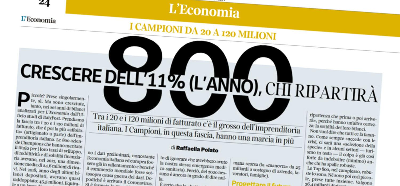 La pelle traina l'Italia: concia e moda tra i Champions economici