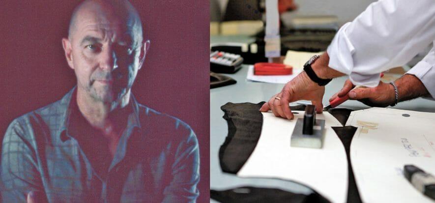 Il coraggio dell'abbigliamento in pelle: Ferrero Rosati (Factory)