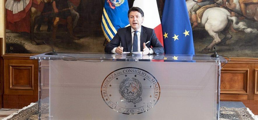 Decreto Cura Italia, dal governo 25 mld per imprese e lavoratori