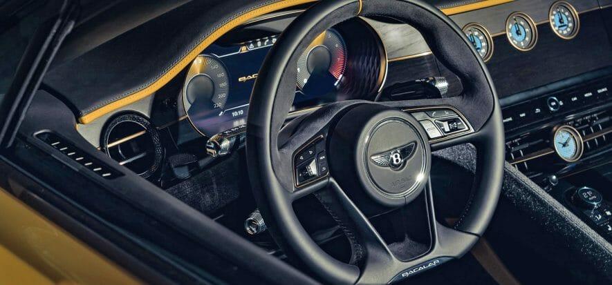 Auto di lusso con interni in pelle: ecco Bentley, Militem e Alpine