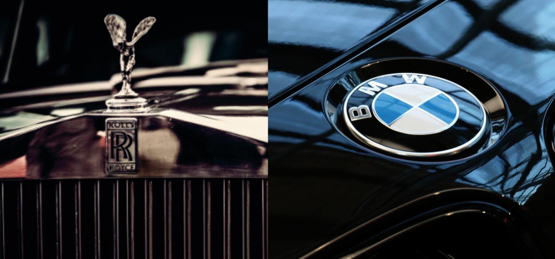 Chiudono BMW e Rolls-Royce: l'auto inchioda per il Coronavirus