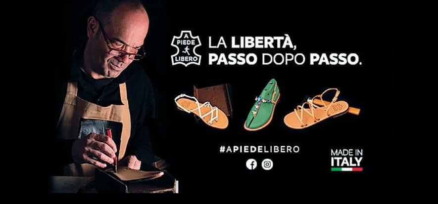 Roma, A Piede Libero con i sandali favorisce l'inclusione sociale