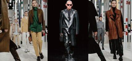 La vie en cuir: da Hermès a Balenciaga, a Parigi trionfa la pelle