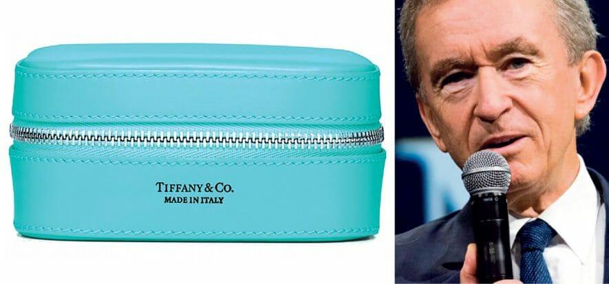 La smentita di LVMH: non compra azioni Tiffany sul mercato