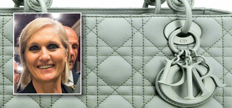 Chiuri spiega il lockdown di Dior: riunioni online, scenari dubbi