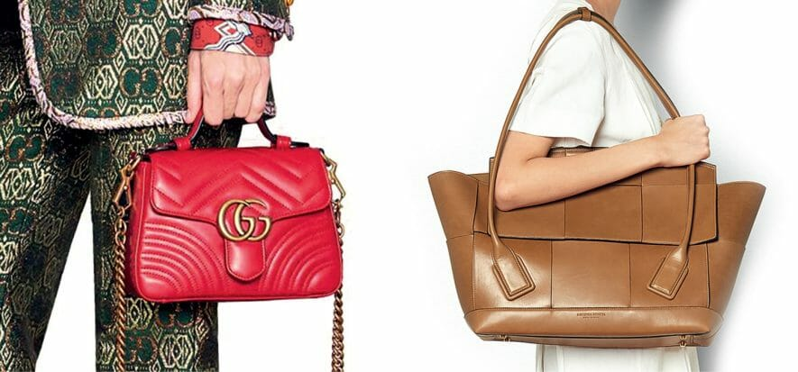 Kering, -15,4% il trimestre: Bottega Veneta vola, tonfo di Gucci