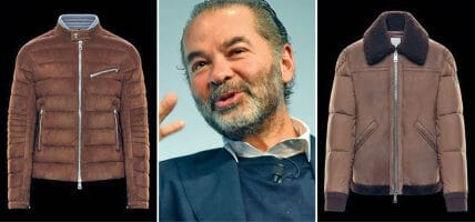 CRV hits Moncler: down 18%, after 24 quarters in double figures