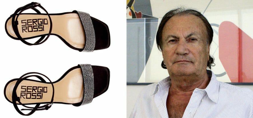 Se ne va Sergio Rossi (85), fondatore dell'omonimo brand