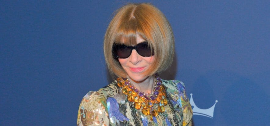 According to Wintour, luxury has to slow down: the virus is a catastrophe