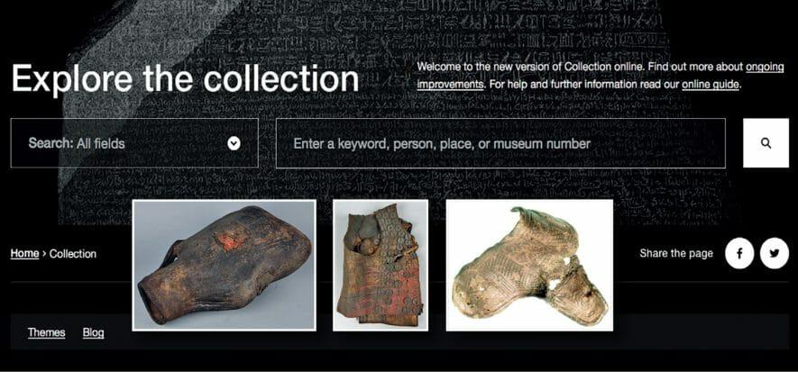 Online il database dei British Museum: ecco tutta la pelle che c'è
