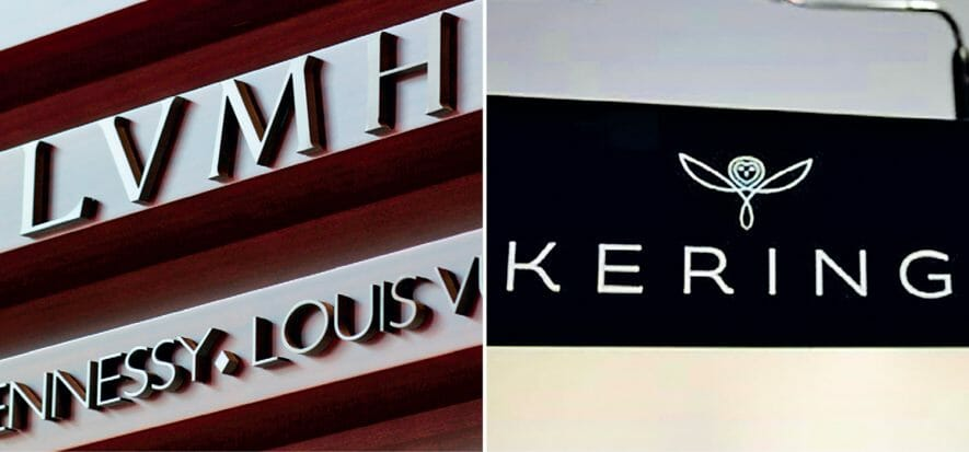 Kering and LVMH choices on layoffs prove sensitive in France, not in Italy