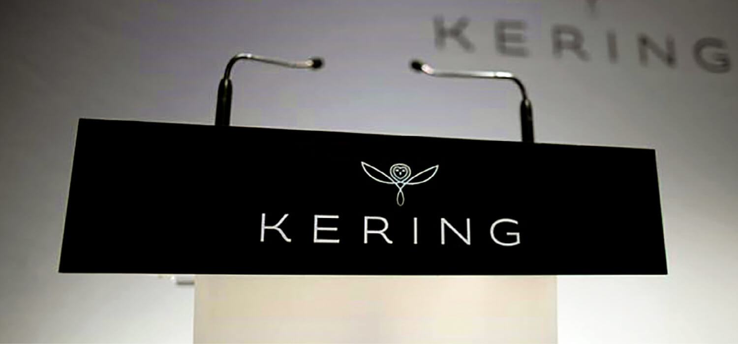 Liquidity injection for Kering: 1.2-billion-euro worth of bonds are issued