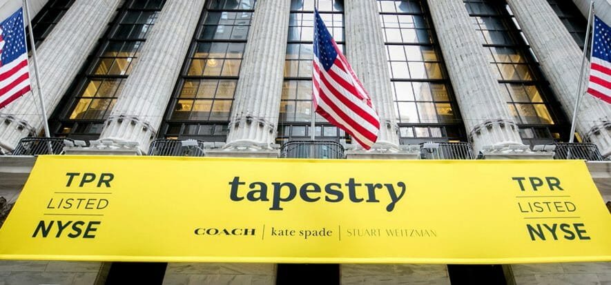 CRV strikes Tapestry turnover as third quarter is in the red