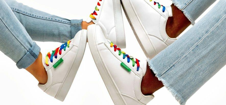 Benetton sceglie UBC per produrre e distribuire le sue sneaker