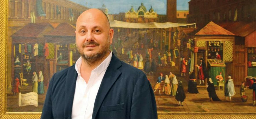 Riviera del Brenta, Gilberto Ballin è il nuovo presidente di ACRIB