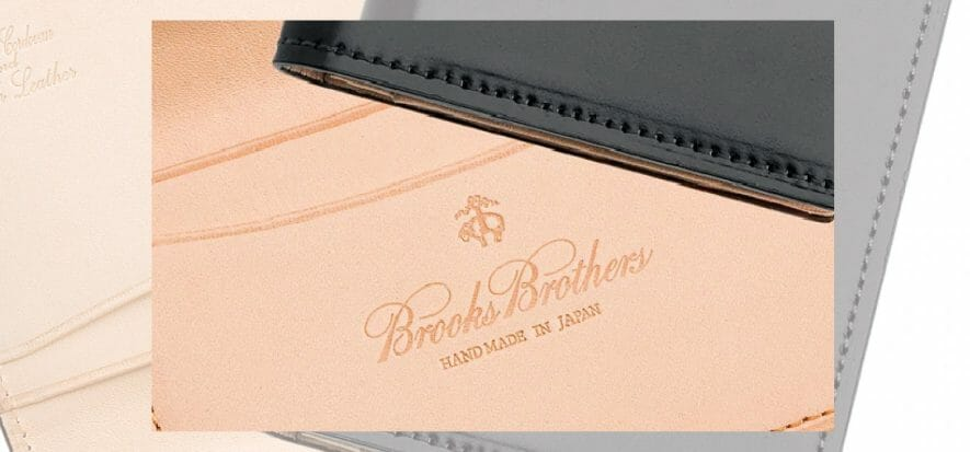 Brooks Brothers are at a crossroads: to sell the three US factories or shut them