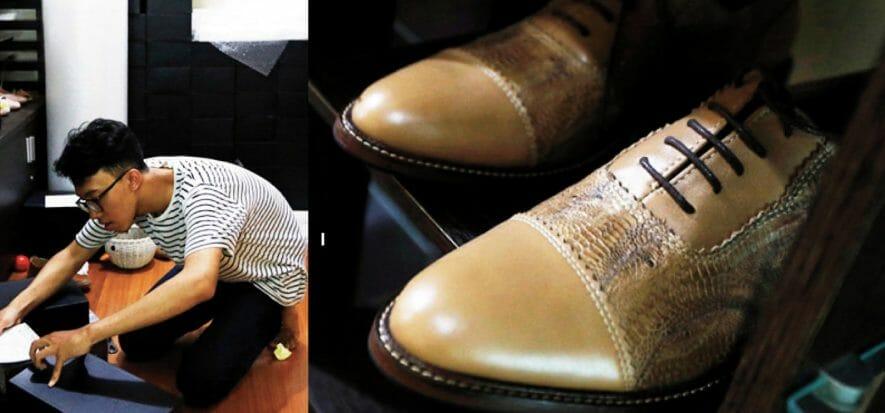 Dall'Indonesia ci provano così: ecco le scarpe in pelle di pollo