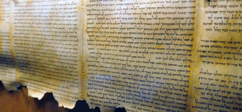 I segreti dei rotoli di Qumran svelati dal DNA della pergamena