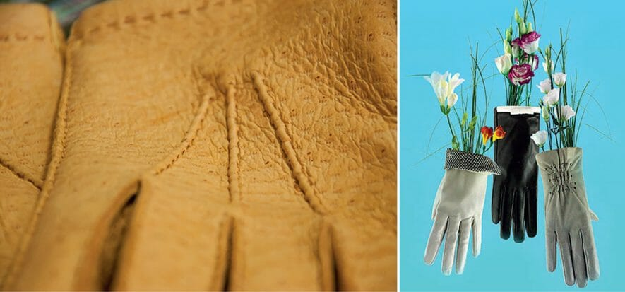 Più vendite fuori stagione: effetto-Covid sul guanto in pelle?